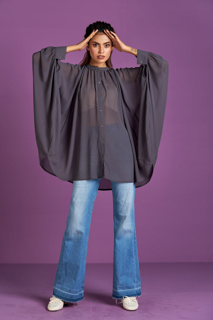 Women's Cape Top