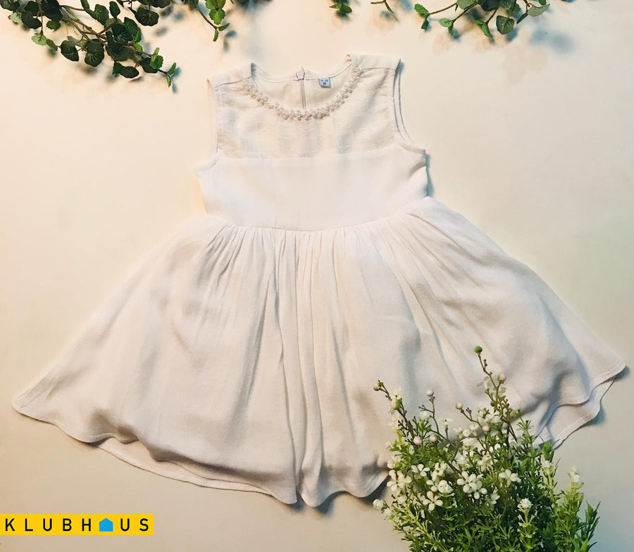 New Born Girl's Frock