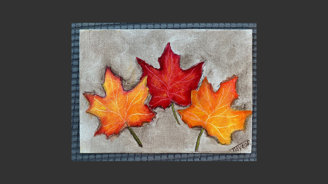 Fall Leaves - Tutorial only