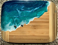 Ocean Cheese Board - Kit/Tutorial PICK UP ONLY