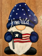 Patriotic Gnome - June 20th (12:00-2:30pm)