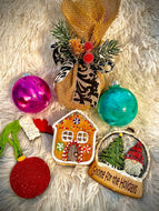Christmas Ornaments - December 5, 11am-1;30pm
