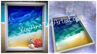 Resin Ocean Tray - Sept. 11th - 6:30pm-8:30pm
