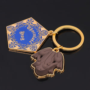 Magic Chocolate Frog Keychain