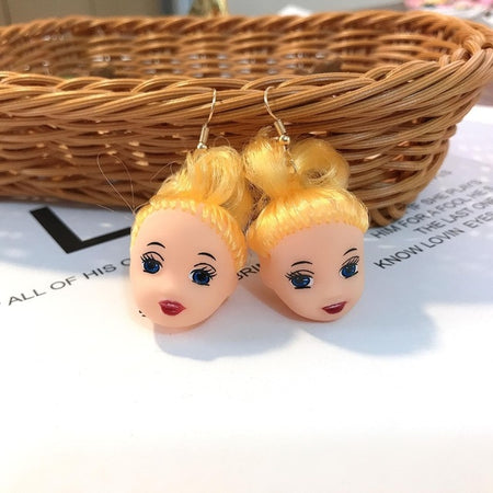 Twin Dolly Earrings