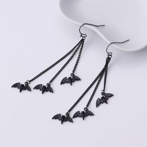 Dracula Dangle Earrings