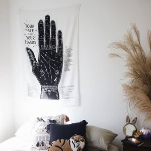 Palm Reader Tapestry