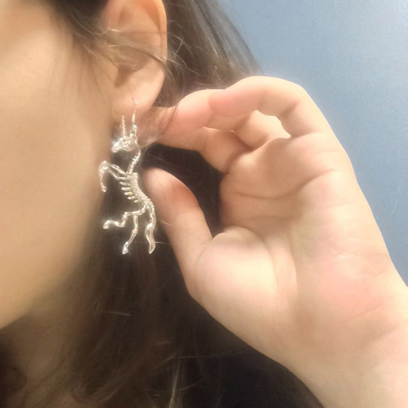 XX Unicorn -Earrings