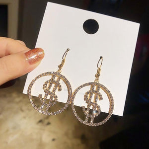 Cash Money Earrings