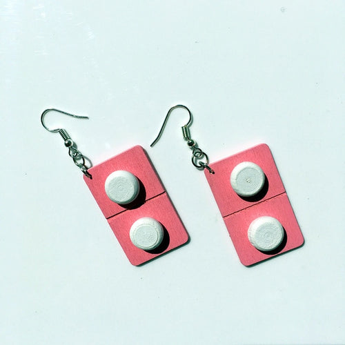 Pill Earrings