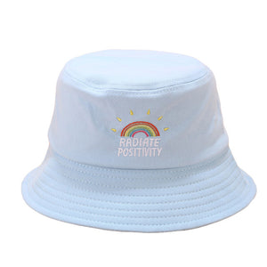 Positive Vibes Bucket Hat