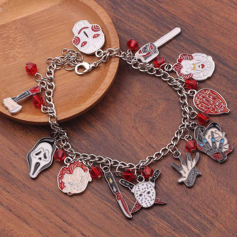 We All Charm Down Here Bracelet