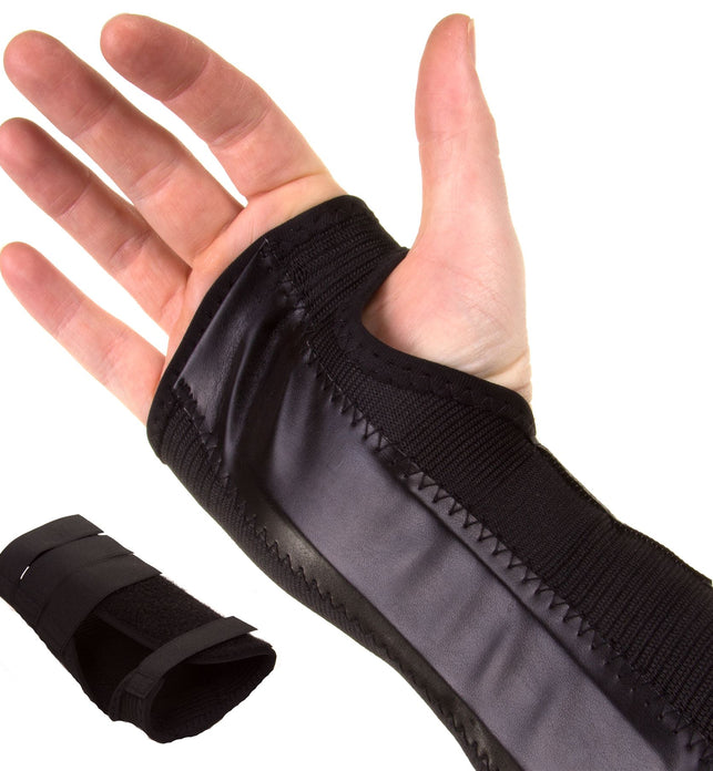 Right Handed Wrist Brace Splinted Extra Large Medisure