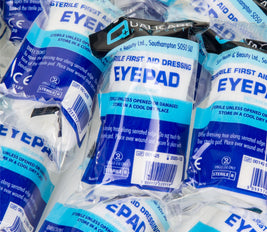 Eyepad Dressing Flow Wrapped Qualicare