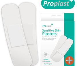 100Pc Sensitive Skin Plasters Proplast