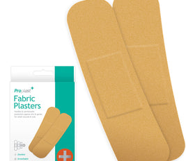 100Pc Fabric Plasters Proplast