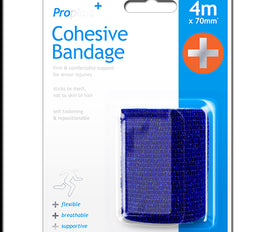 Adjustable Support Bandage 70mm x 4M Proplast