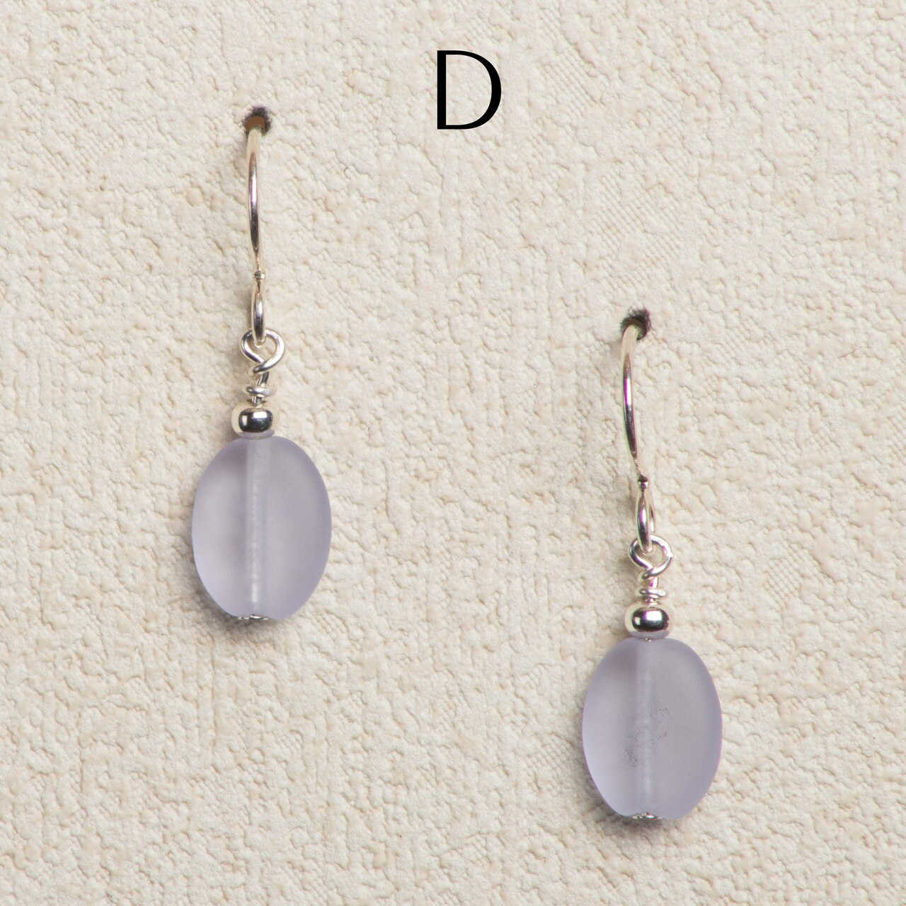 Seaglass Quick Drop Earrings