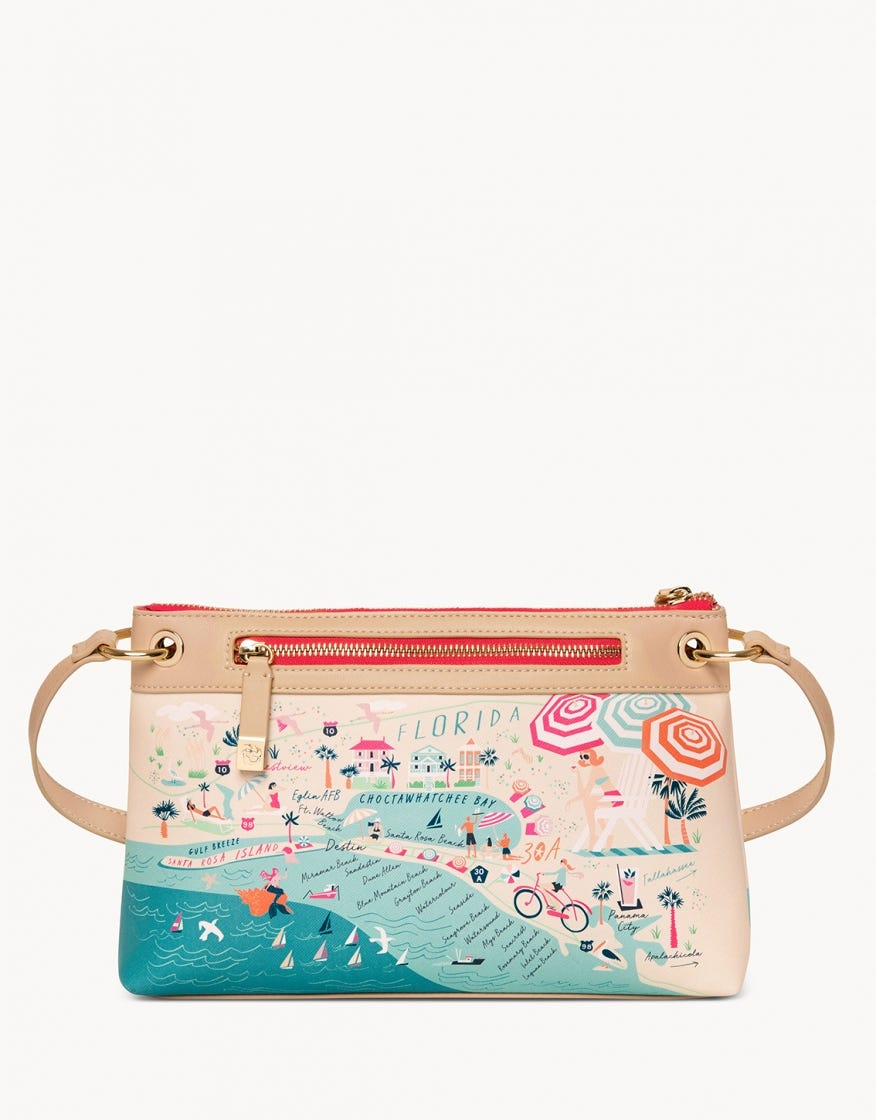 Gulf Coast Crossbody