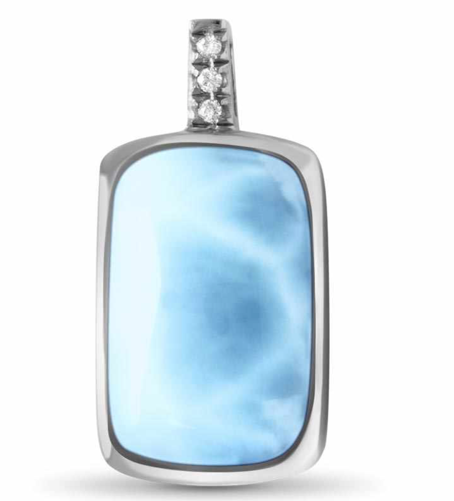 Marahlago Maris Larimar Necklace