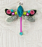 Firefly Small Dragonfly Necklace