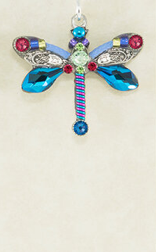 Firefly Medium Dragonfly Necklace