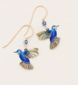 Holly Yashi Hummingbird Earrings