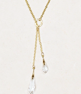 Rain Drop Necklace - Holly Yashi