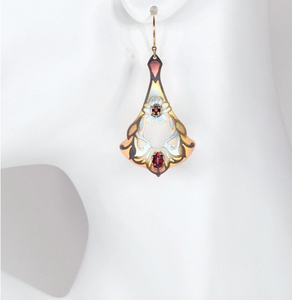Florence Earrings- Holly Yashi