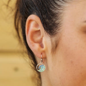 Splash Wave Earrings
