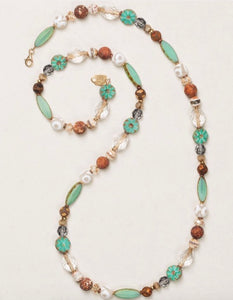Skylar Necklace- Holly Yashi
