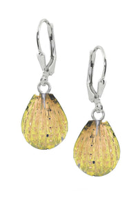 Leightworks Shell Crystal Earrings