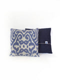 Silk & Denim Pillow 40*40