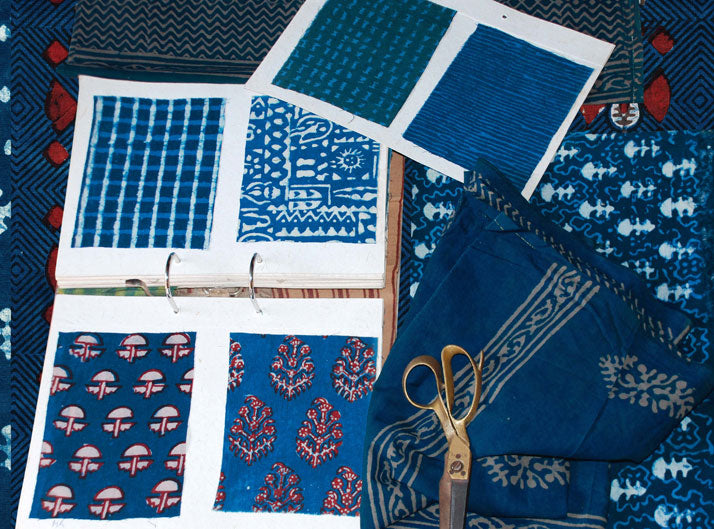 INDIGO : The color that changed the world