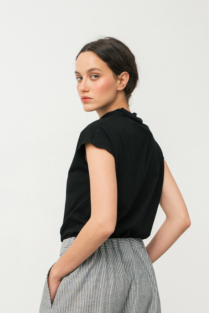 Ann shirt- Black