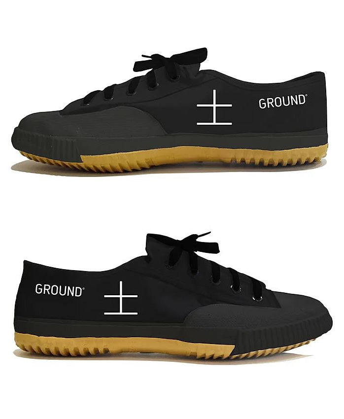 Dojō Black – The Ground Movement Shoes