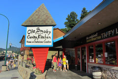ole smoky candy kitchen