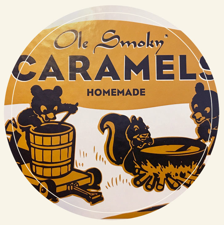 ole smoky candy kitchen caramels