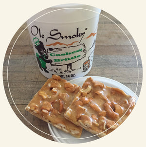 ole smoky candy kitchen cashew brittle