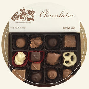 Open image in slideshow, ole smoky candy kitchen chocolate assortments