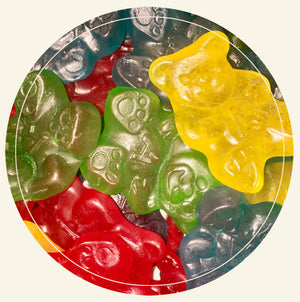 ole smoky candy kitchen gummy bears