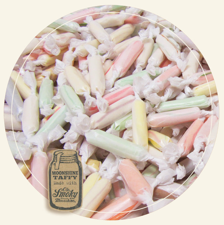 ole smoky candy kitchen moonshine taffy