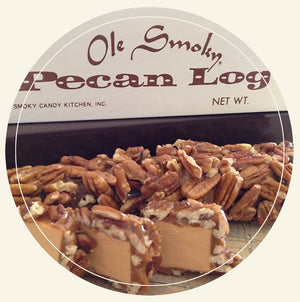 ole smoky candy kitchen pecan log