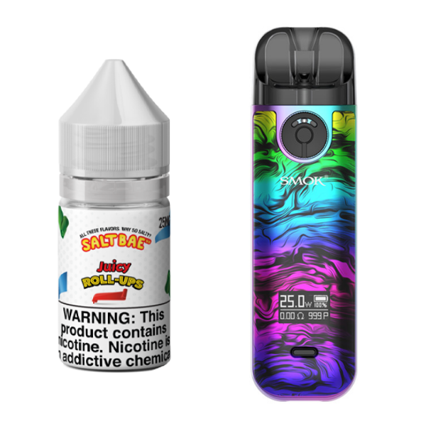 Salt Nic Juices