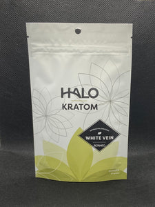 Halo White Vein Kratom Powder