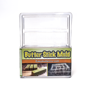 Magic Butter Maker- Butter Stick Molds
