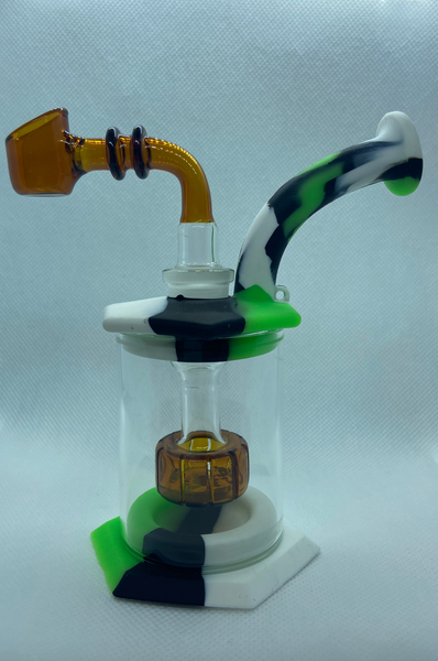 Silicone Showerhead Oil Rig