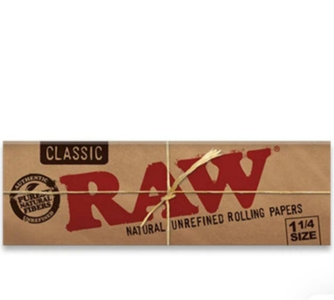 Raw- All Natural Papers