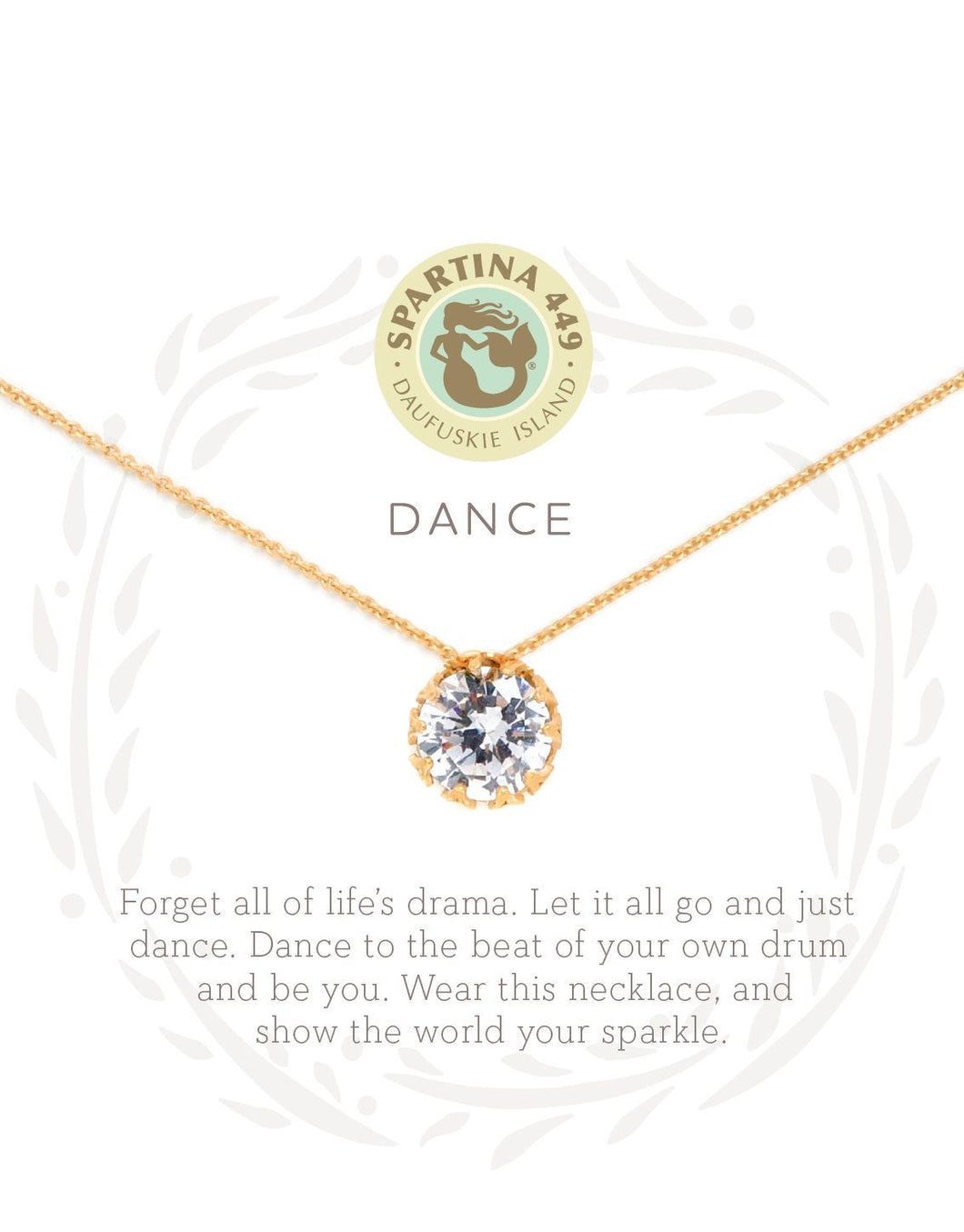 Sea La Vie Dance Necklace