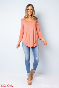 Bloom Layered Side Tunic